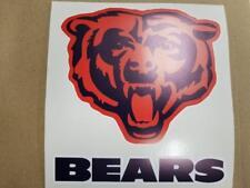 Chicago Bears cornhole board or vehicle decal(s)