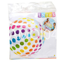 """Intex Kids Extra Large 42"""" inch Inflatable Ball for Pool or Beach New"""