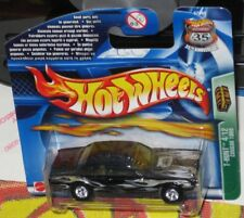 "Hot Wheels Treasure Hunt 2003 ""68 Cougar"" Super Model mit Real Rider MOC"