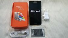 PreOwned Used Inbox Samsung Galaxy Note 3 SM-N900A Jet Black GSM Unlocked (AT&T)