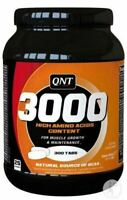 QNT Amino Acid 3000 Muscle Mass Increased Protein Amino Boost - 300 Tabs