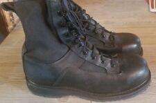 BATES Gore Tex Vibram Hard Toe Work Military Hiking Mororcycle Boots Men's 10.5