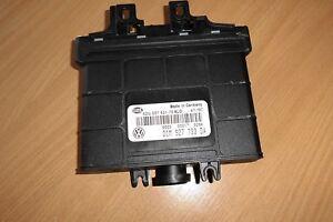 VW GOLF III 1.9 TDI Steuergerät Automatikgetriebe Getriebesteuerger 01M927733DA
