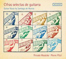Murcia / Private Mus - Cifras Selectas de Guitarra [New CD]