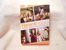 Parenthood: Season 1 (DVD, 2010, 3-Disc Set)**PLAYS 100%** **GENUINE**