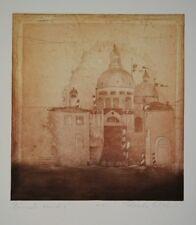 Dieter Eckert, Venedig, Original, Grafik, Radierung