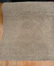 66	x	22	inches	(	168	x	56	cm) 		HARD WEARING TWIST PILE BROWN RUG #3113