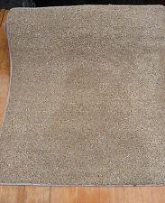 66x22inches(168x56cm) HARD WEARING TWIST PILE BROWN RUG #3113
