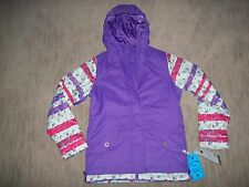 ROXY FILLES snowboard ski hiver isolé Rizzo VESTE TAILLE 16 ~ XL NEUF