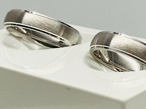 Partnerringe Freundschaftsringe Eheringe Sterling Silber 925