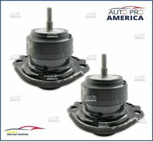 (2) OEM MOPAR 2011-2020 DURANGO GRAND CHEROKEE LH & RH ENGINE MOUNTS 68252522AA