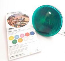 Sylvania Blue Dot Green 100 Watt Colored Outdoor Flood Lamp - Prepaid Shipping