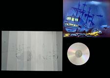 0617 NAVE DEI PIRATI Step by Step Stencil AEROGRAFO/stencil con istruzioni