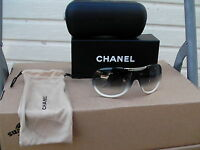 3384dfb820 Sunglasses Chanel womens 6006 c.124 8G LARGE 115 authentic new with box
