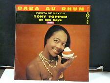 TONY TOPPER et ses boys Baba au rhum 126
