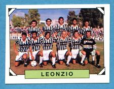 CALCIATORI PANINI 1993-94 Figurina-Sticker n. 601 - LEONZIO  SQUADRA -New
