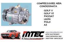 Klimakompressor Neu Golf V Golf 5 Audi A3 Polo Touran Leon Skoda