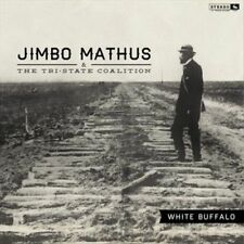 Jimbo Mathus & The Tri-Stat...-White Buffalo  VINYL NEW