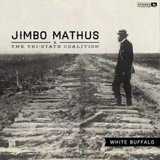 Jimbo Mathus & The Tri-Stat...-White Buffalo  (UK IMPORT)  VINYL NEW