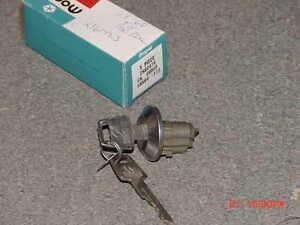 1961 62 63 64 65 66 67 1968 Tailgate Lock NOS MoPar Plymouth Chrysler Dodge