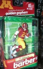 MARION  BARBER COLLEGE UNIFORM MCFARLANE FIGURE MOC