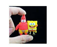 New Design SpongeBob USB 2.0 Flash Drives- 32GB, New in Metal Box