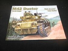 SQUADRON/SIGNAL 5705, M42 DUSTER ARMOR WALK AROUND by DAVID DOYLE