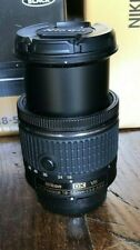 Nikon AF-P DX NIKKOR 18-55mm f/3.5-5.6G VR Zoom Lens SUPERB CONDITION