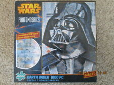 Star Wars Darth Vader 1000 Pc Puzzle Photomosaics Series 1 New sealed box