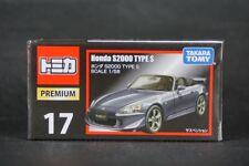 Takara Tomy TOMICA PREMIUM Honda S2000 Type S 1:58 DIECAST CAR MODEL