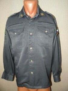 Russia army tactical  jacket MVD criminal militia Major officer 200X size 52 XL