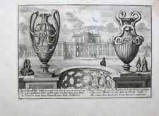 Fischer von Erlach Antike Griechenland Asklepios Äskulap Vase Amphore Schlange