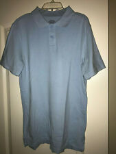 Boys Cherokee Light Blue Sz Xl 16-18 Polo Shrt Slv Shirt Ultimate School Uniform