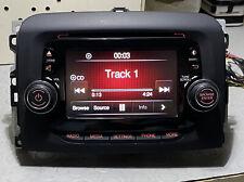 AUTORADIO CD/MP3 FIAT 500 L 5 POLLICI TOUCHSCREEN COMPLETO DI CODICE SBLOCCO