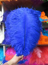 Wholesale ! 5-100 pcs ostrich feathers (6-24 inch / 15-60 cm) 12 colors