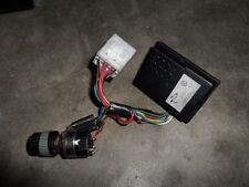 Commande interrupteur luminosité compteur JAGUAR et DAIMLER XJ40 de 1993 et 1994