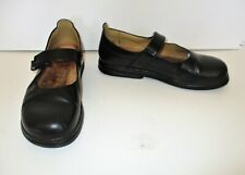 Footprints By Birkenstock Shoes 40 Black Leather Mary Janes