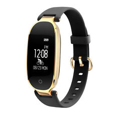 S3 Bluetooth Smart Bracelet Watch Step Calorie Counter Heart Rate Monitor AC1005