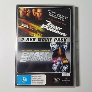 The Fast and the Furious & 2 Fast 2 Furious | DVD's | Vin Diesel, Paul Walker