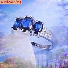 Graduation Sapphire Fine Rings