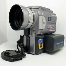 Sony Handycam DCR-PC115E Mini DV Cassette Camcorder - Carl Zeiss Lens