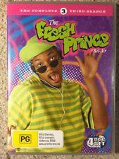The Fresh Prince Of Bel Air Season 3 ( Third ) - Like New R4 DVD