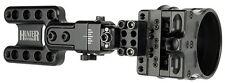 New 2017 Spot Hogg Hunter MRT Archery Bow Sight Black RH Wrapped 5 Pins (.010)