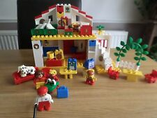 VINTAGE DUPLO 2818 MY FIRST HOUSE FREE UK POST