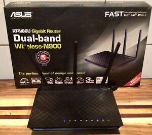 ASUS RT-N66U Dark Knight Dual-Band Router