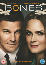 Bones: The Complete Eleventh Season (DVD) 11