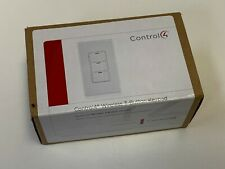 NEW - CONTROL4 3-BUTTON WIRELESS KEYPAD ZIGBEE PRO - FREE SHIPPING