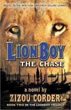 Lionboy: the Chase [Lionboy Trilogy]