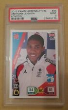Anthony Joshua 2012 Panini Adrenalyn XL London Olympics Rookie Boxing Card  MINT