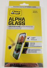 OtterBox Alpha Glass Screen Protector for Apple iPhone X (TEN) Retail Pack NEW
